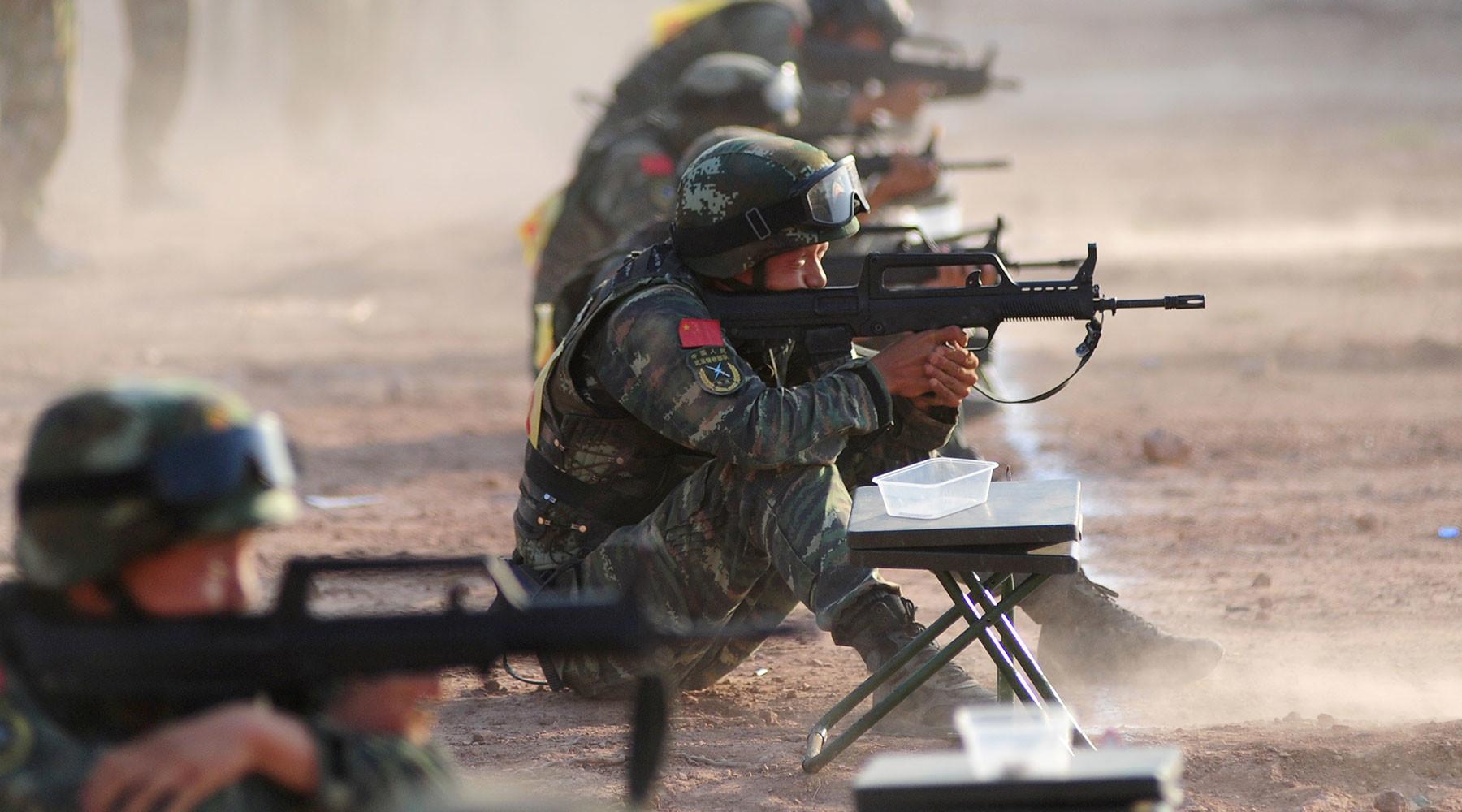 «Сила мирового класса»: как Китай намерен укреплять мощь своей армии