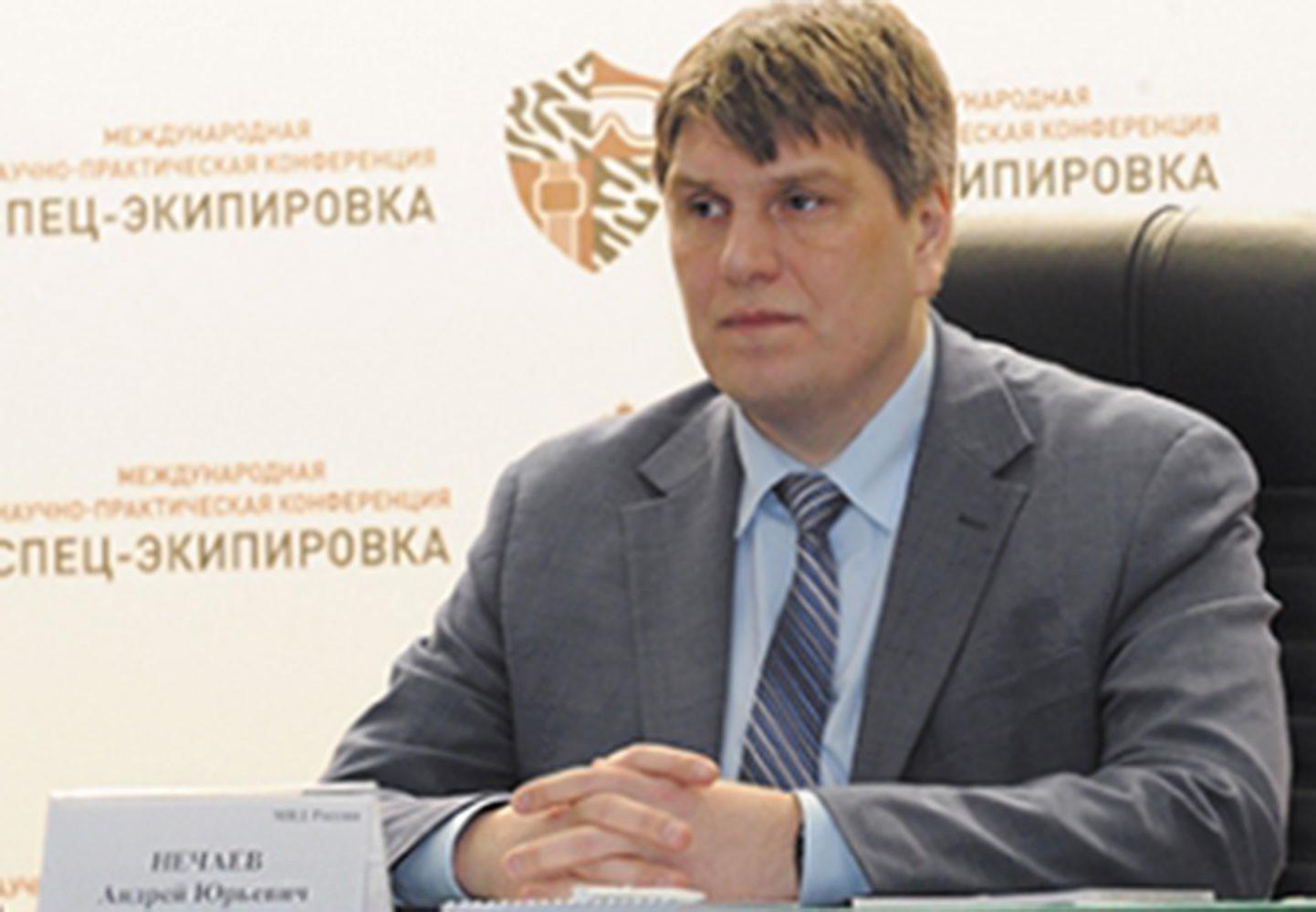 суд арестовал главного конструктора МВД России Андрея Нечаева»