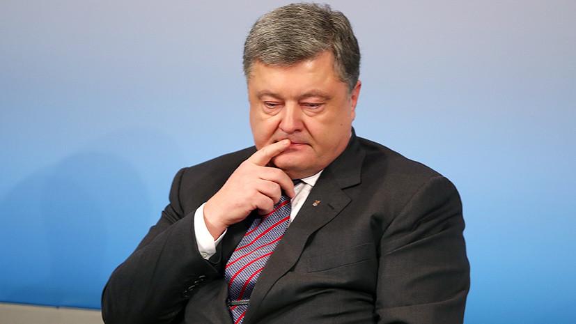 почему Порошенко не разгоняет митинг у Верховной рады