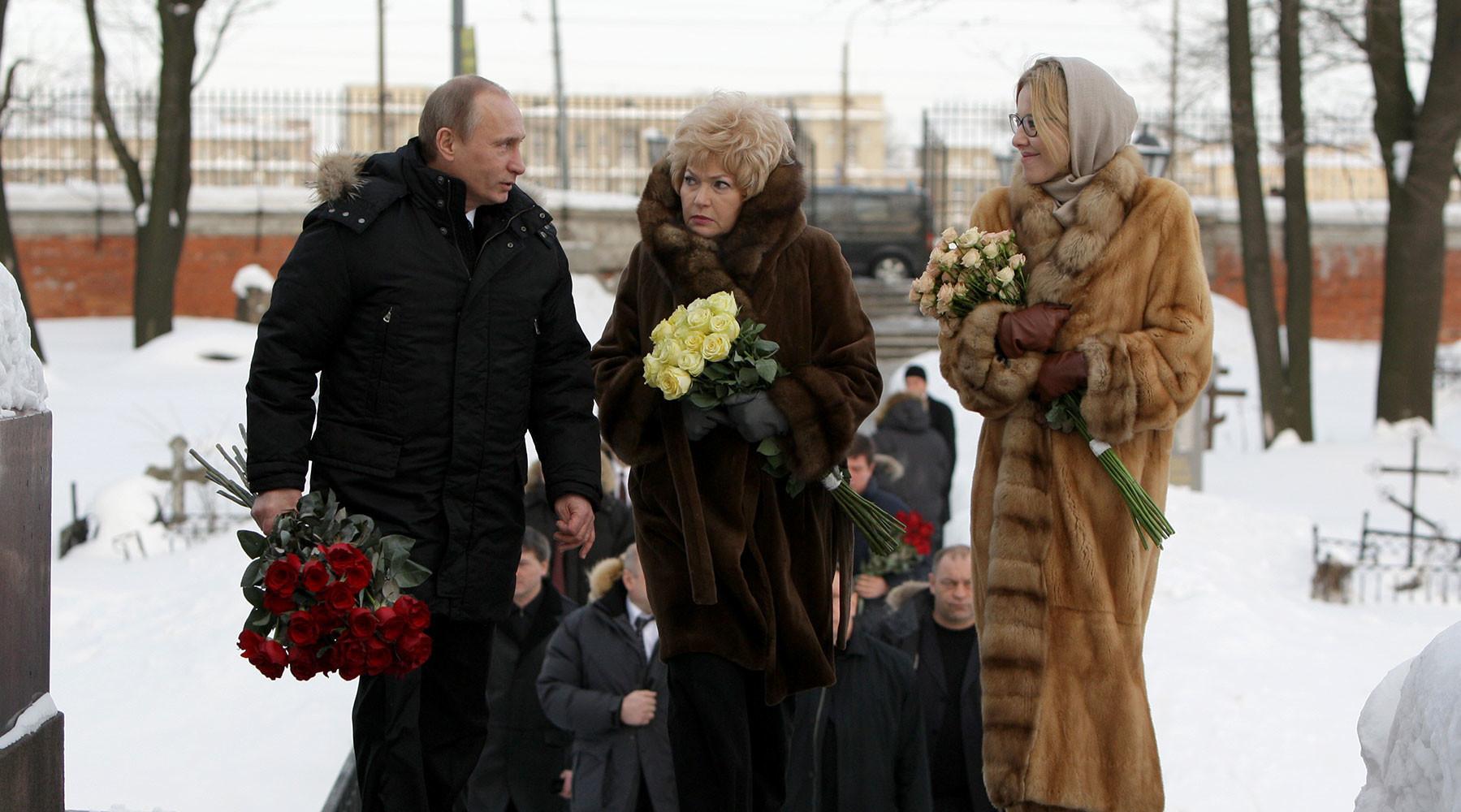 Джульетта российской оппозиции: западные СМИ гадают, что стоит за решением Собчак баллотироваться в президенты