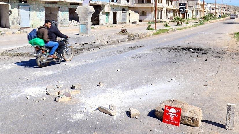 «Всё встало на свои места»: США впервые признали использование террористами химоружия в Сирии