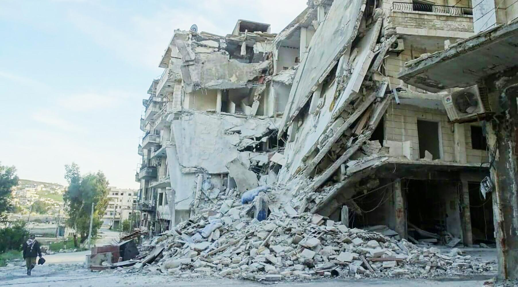 США впервые признали использование террористами химоружия в Сирии