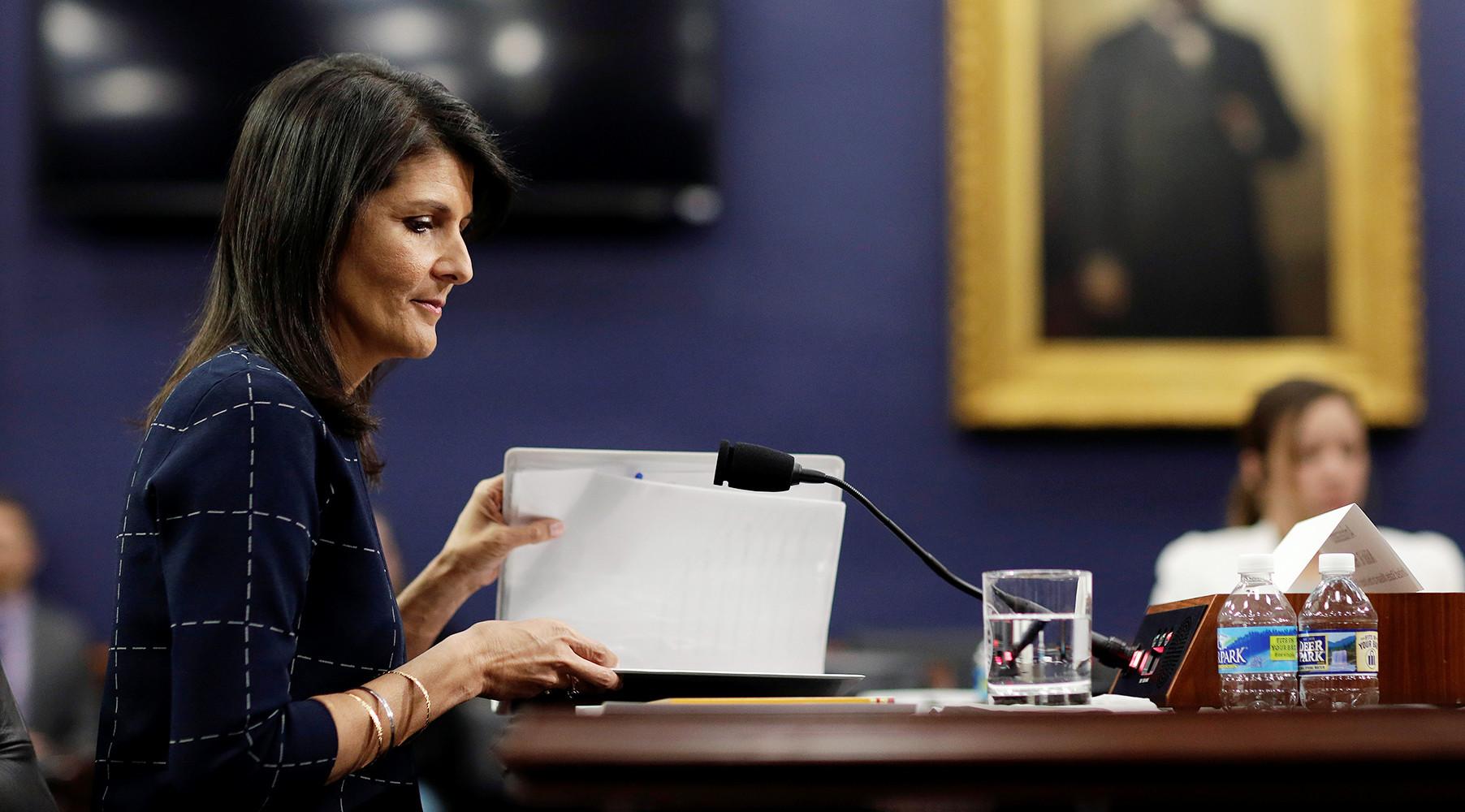 Российские дипломаты ответили на слова постпреда США при ООН о «вмешательстве Москвы в выборы»