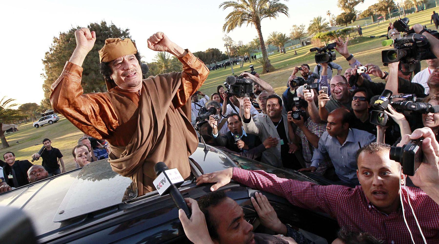 как живёт страна спустя шесть лет после свержения Каддафи