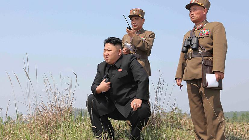 Разговор короткий: глава ЦРУ рассказал о возможной реакции на смерть Ким Чен Ына