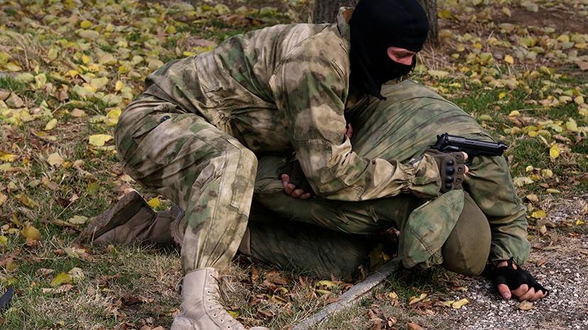 Пистолеты, гранаты и отравляющие вещества: у пытавшегося пересечь российскую границу украинца обнаружен арсенал оружия
