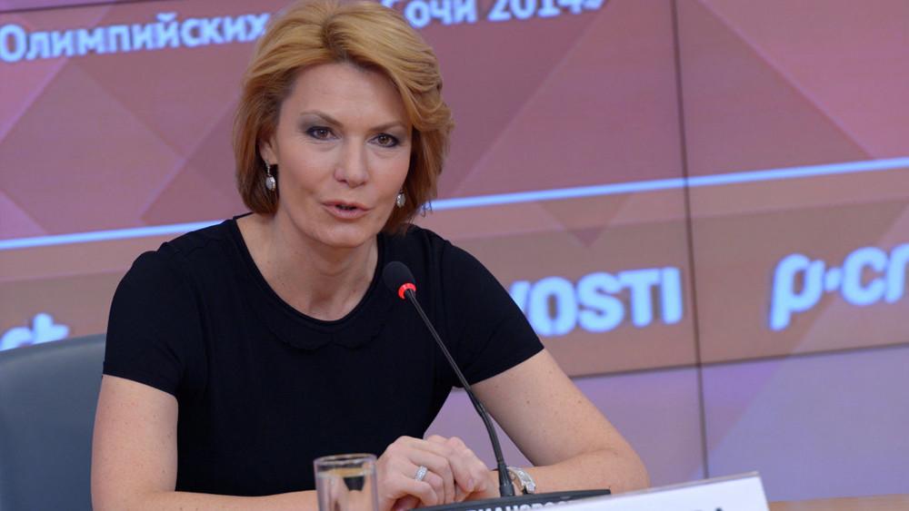 4,5 года колонии и объявление в розыск: суд огласил решение по делу экс-главы Российской федерации баскетбола Аникеевой