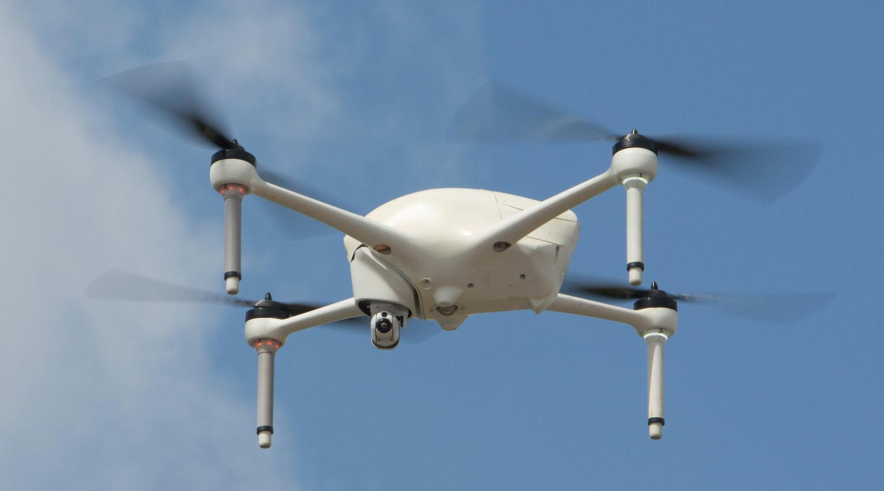 Работа в облаках: профессия оператора дронов может появиться в России в 2018 году