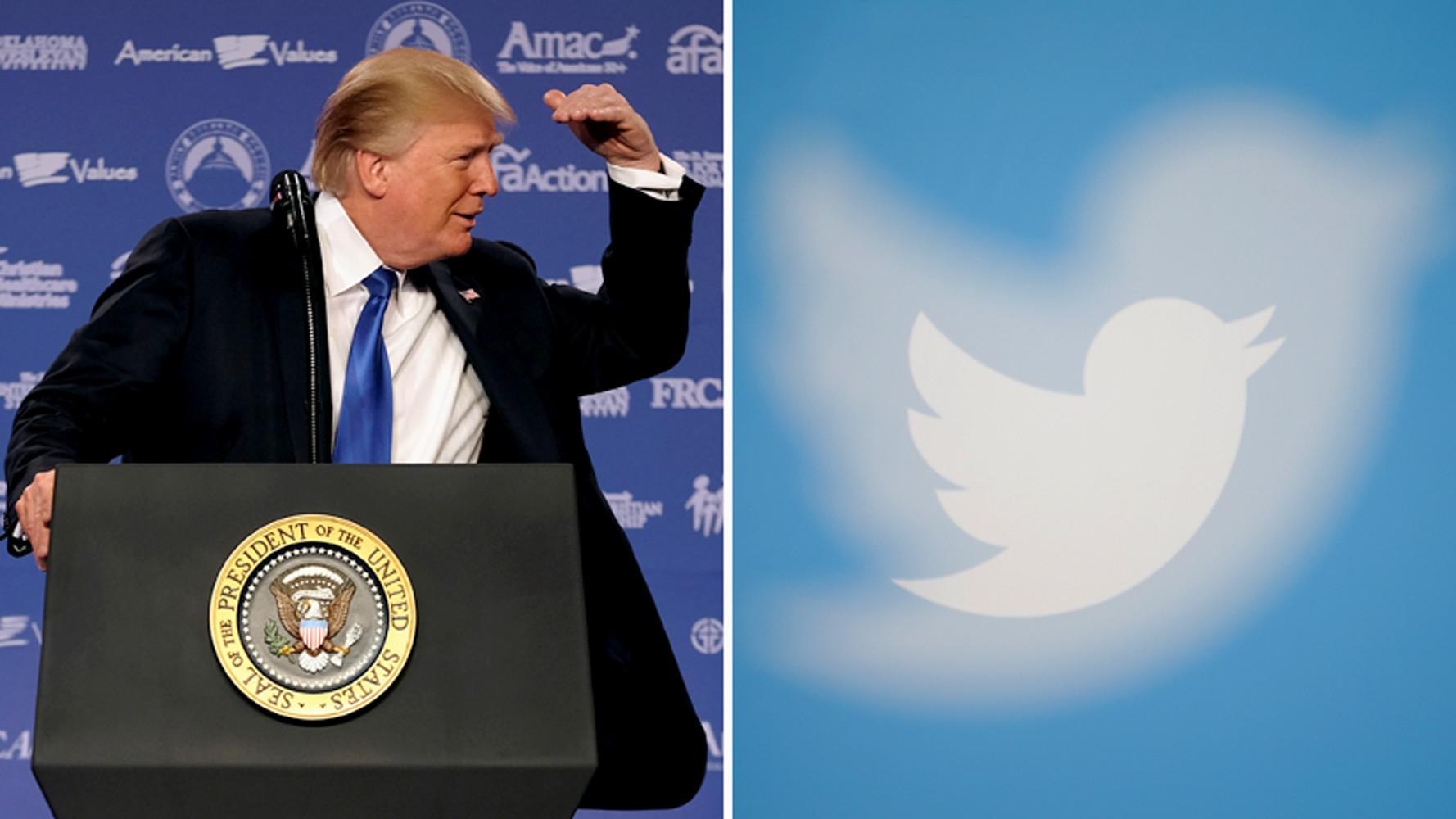 «Пора перестать твитить и начать руководить»: почему любовь Трампа к соцсетям расстраивает американских демократов