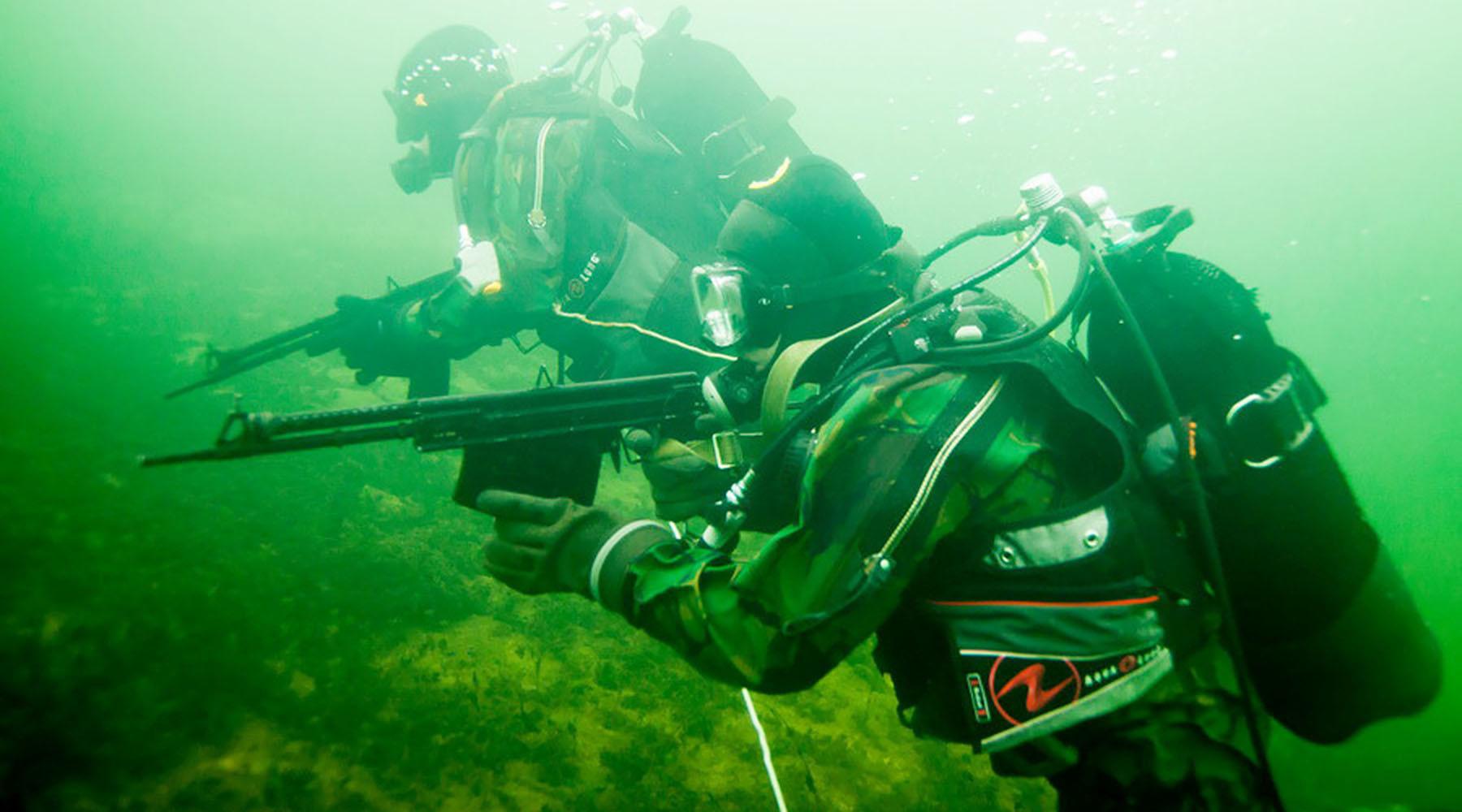 Морская бригада: как будет организована охрана Керченского моста