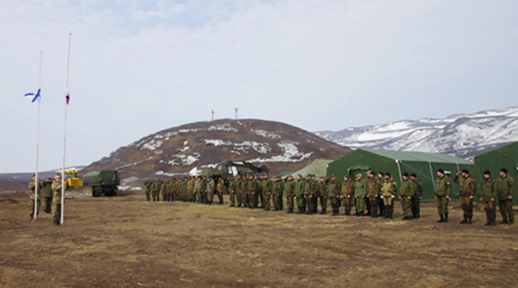 Дальневосточный форпост: зачем Россия решила построить базу на Курилах