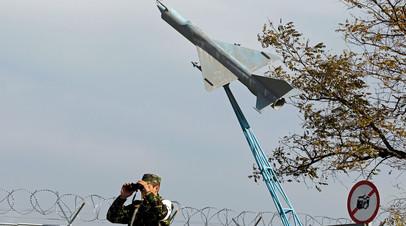 База противоракетной обороны в Девеселу, Румыния