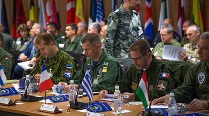 Симпозиум начальников авиации НАТО, 2017 год