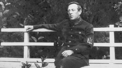 Главный атаман армии и флота УНР Симон Петлюра в Каменец-Подольском