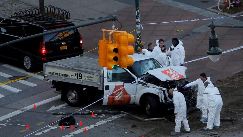 Водитель Uber, выходец из Узбекистана и сторонник ИГ: что известно об исполнителе теракта в Нью-Йорке