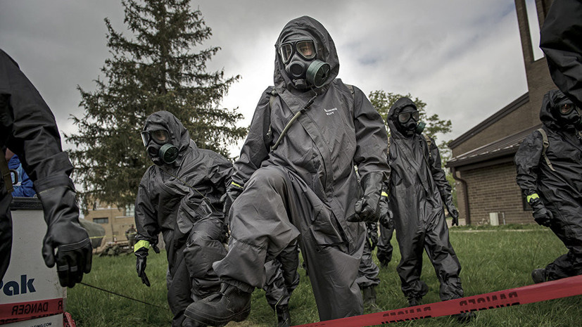 «Для чистоты исследования»: в Пентагоне назвали причину сбора биоматериалов россиян