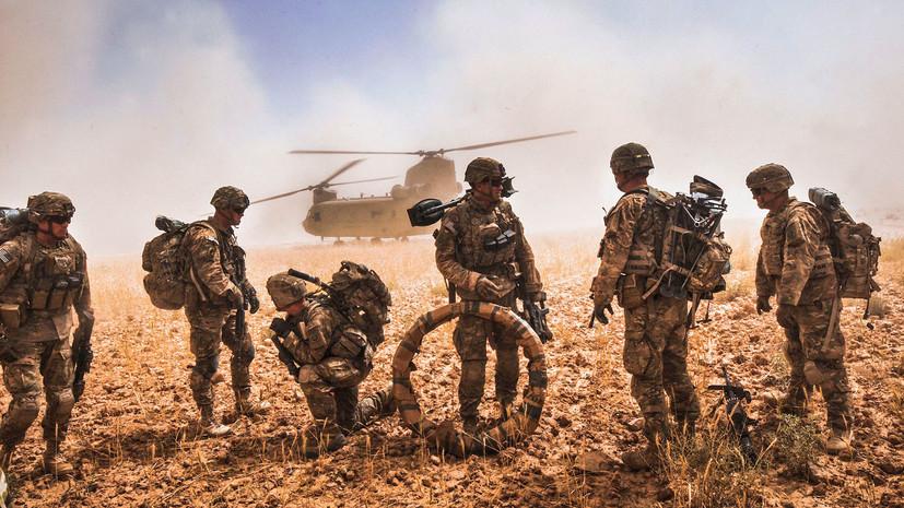 Счётная палата США призвала Пентагон провести первые совместные учения войск глобального реагирования»