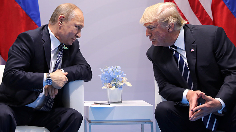 «Русские помогут нам с КНДР и Сирией»: Трамп рассчитывает на встречу с Путиным на саммите АТЭС