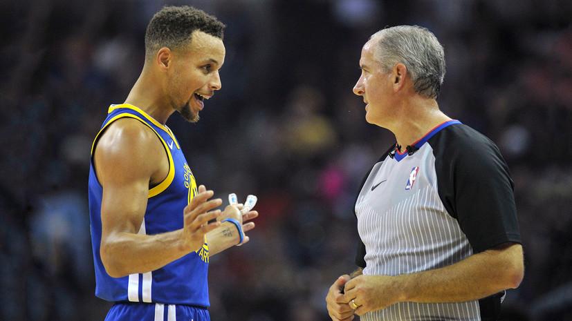 главные события старта нового сезона в НБА»