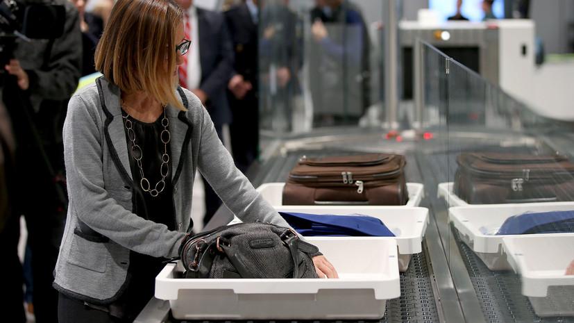 В Союзе пассажиров прокомментировали новые правила провоза ручной клади