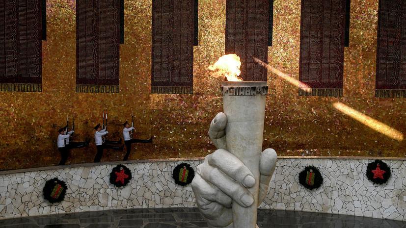 Пылающая память: как зажигали первый вечный огонь в СССР