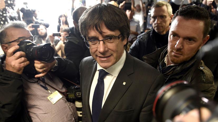 что ждёт экс-главу Каталонии и его сторонников в бельгийском суде»