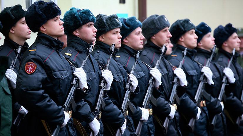 На особом счету: Путин предложил поручить охрану губернаторов Росгвардии