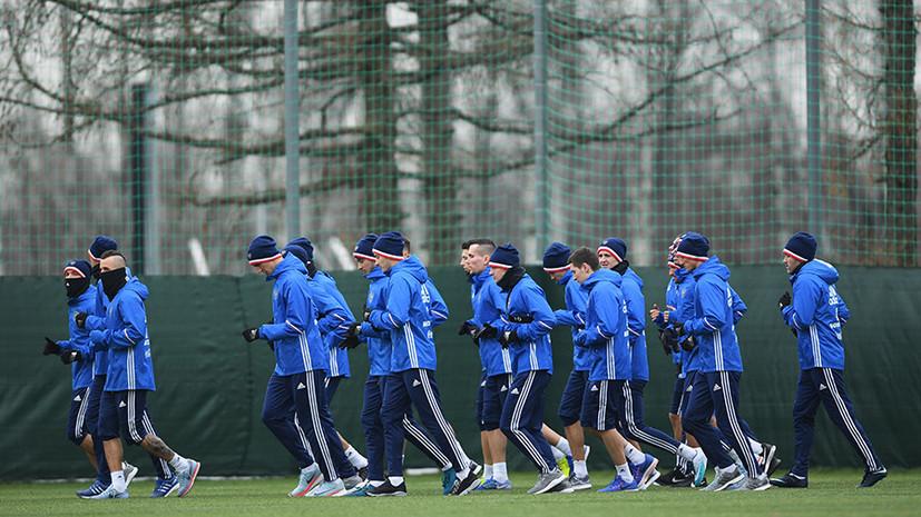 Замёрзший Месси, Зобнин в общей группе и Мутко на тренировке: сборные России и Аргентины готовятся к товарищеской игре