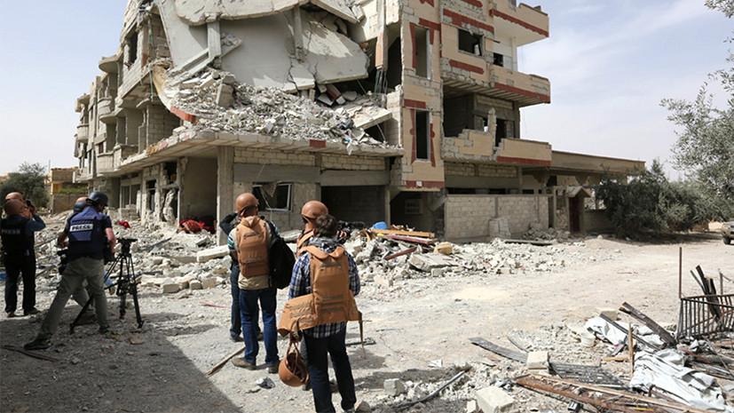 «Вне опасности»: телеканал НТВ сообщил о состоянии пострадавших в Сирии журналистов