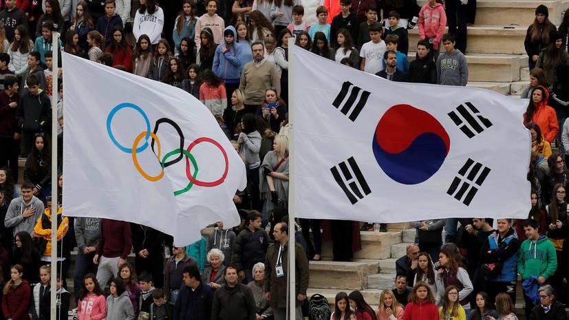 «Игры пройдут при любом раскладе»: в России уверены, что конфликт между КНДР и США не помешает Олимпиаде