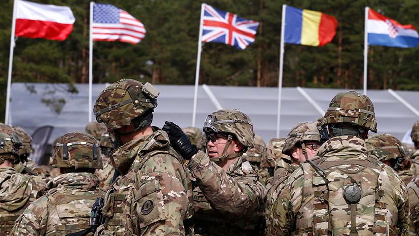 Кибероперации и развитие инфраструктуры: как НАТО намерено повышать свою боеспособность