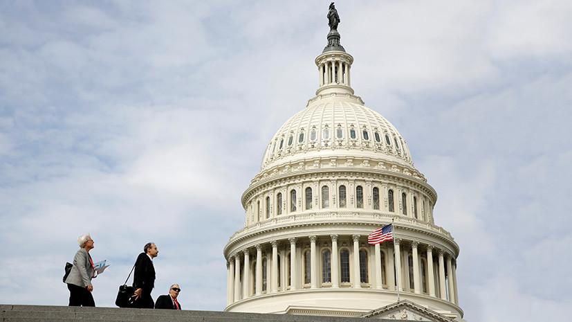 Миллиарды против «агрессии Москвы» и меры в отношении российского контента: в конгрессе США утвердили оборонный бюджет