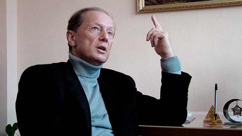 СМИ сообщили о смерти сатирика Михаила Задорнова