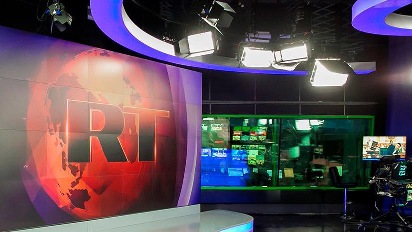 RT запускает политическое ток-шоу с бывшим первым министром Шотландии Алексом Салмондом
