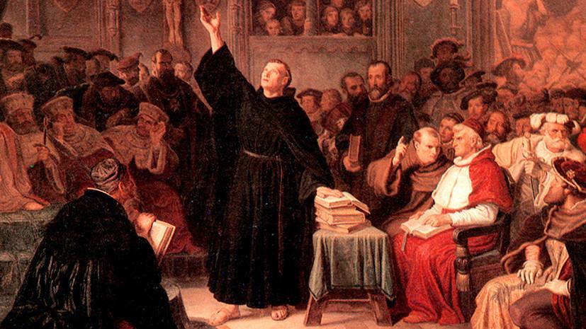 Тест RT ко дню рождения Мартина Лютера: различаете ли вы христианские конфессии?