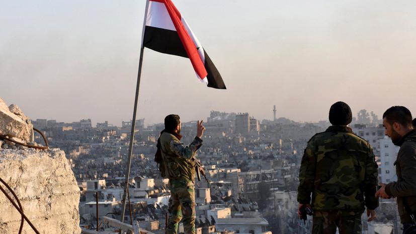 «Последняя глава в истории группировки»: как изменится борьба с ИГ в Сирии после падения Абу-Камаля