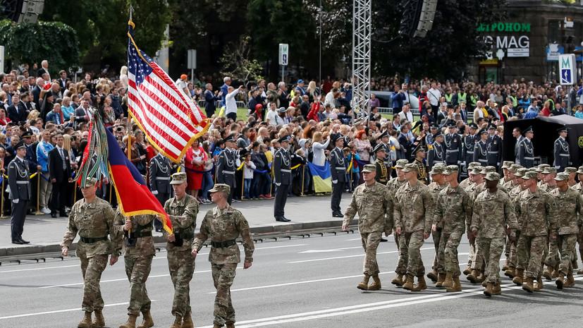 Дойти до полуострова: Минобороны Украины анонсировало визит американских инспекторов в Крым