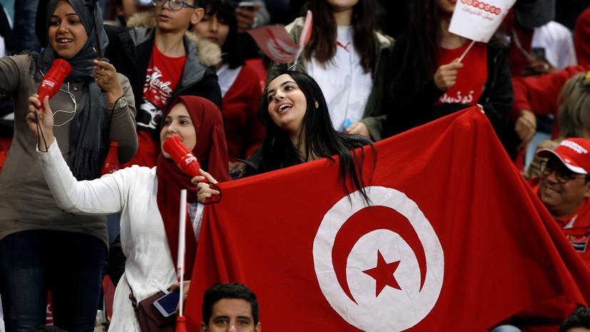 Горящие путёвки: Марокко и Тунис пробились на чемпионат мира 2018 года в России