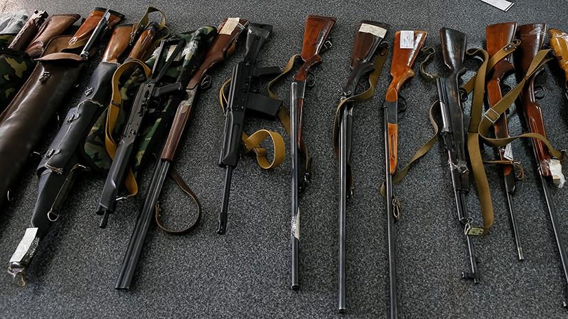 «Очень выгодный бизнес»: как Украина стала одним из крупнейших в Европе рынков нелегального оружия