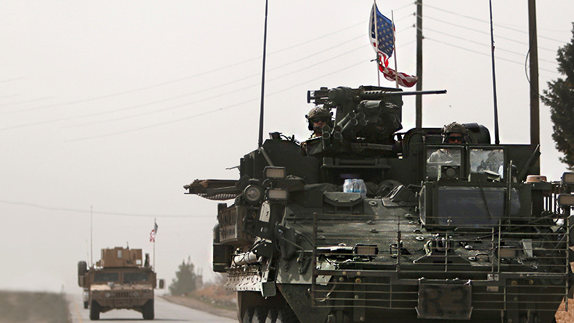 «Фактические оккупанты»: в МИД прокомментировали «законность» пребывания США в Сирии