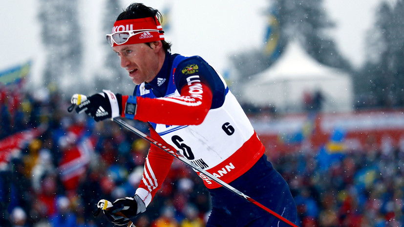 российские лыжники о своей дисквалификации»