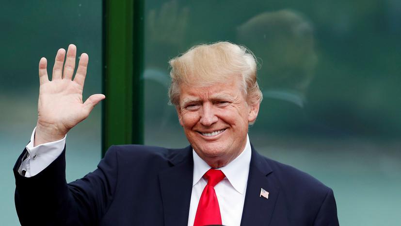 Бесконечное расследование: в США не могут доказать связи Трампа с Россией