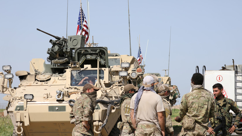 «Провал внешней политики США»: почему Трамп решил пересмотреть военную поддержку курдов в Сирии