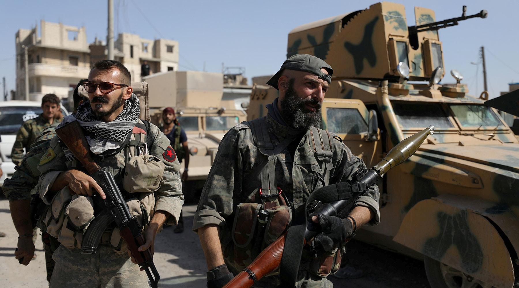 Сирийская армия взяла контроль над Дейр-эз-Зором