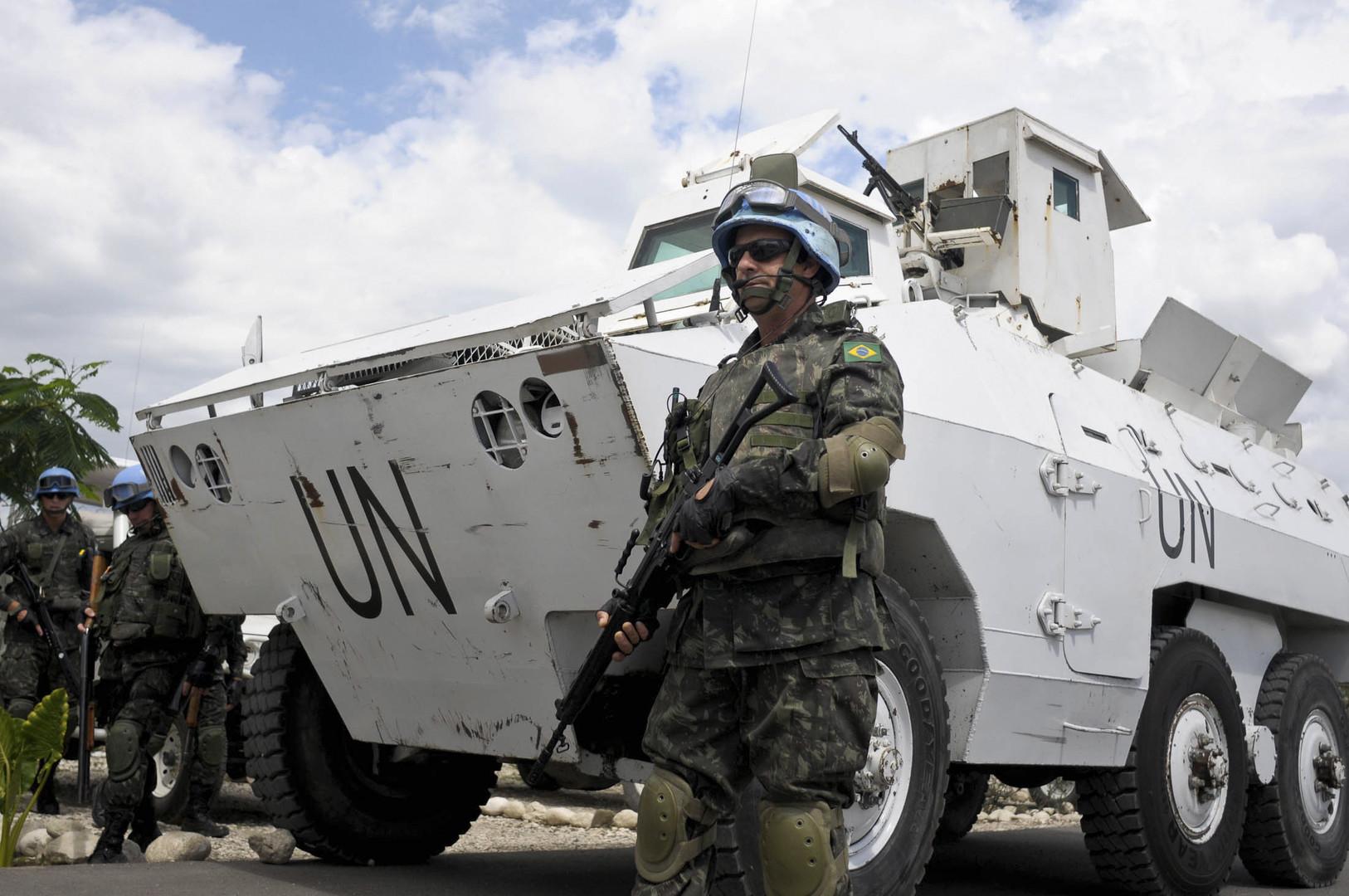 США предложили Украине не выдвигать свою резолюцию в ООН по миротворцам в Донбассе