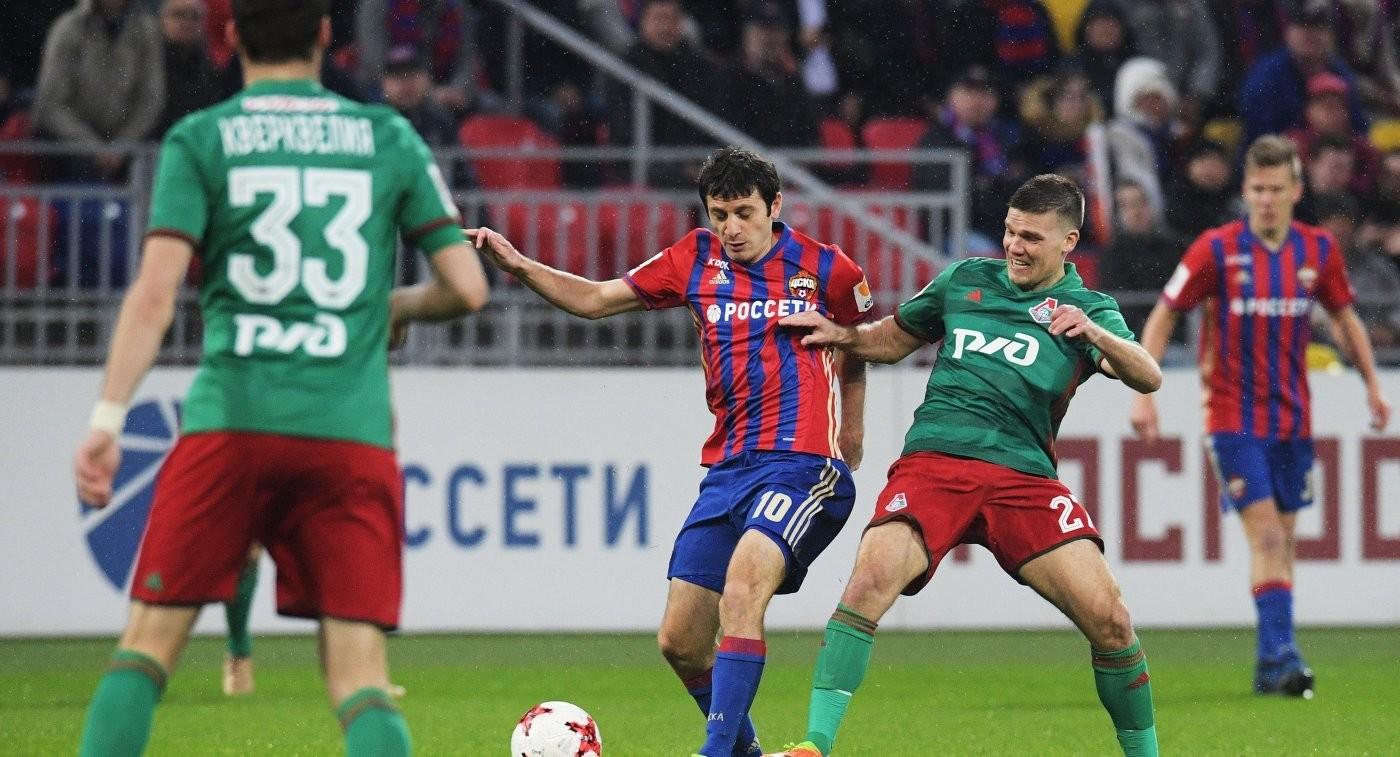 «Локомотиву» нужен настрой, как вигре с«Зенитом», чтобы одолеть ЦСКА— специалист