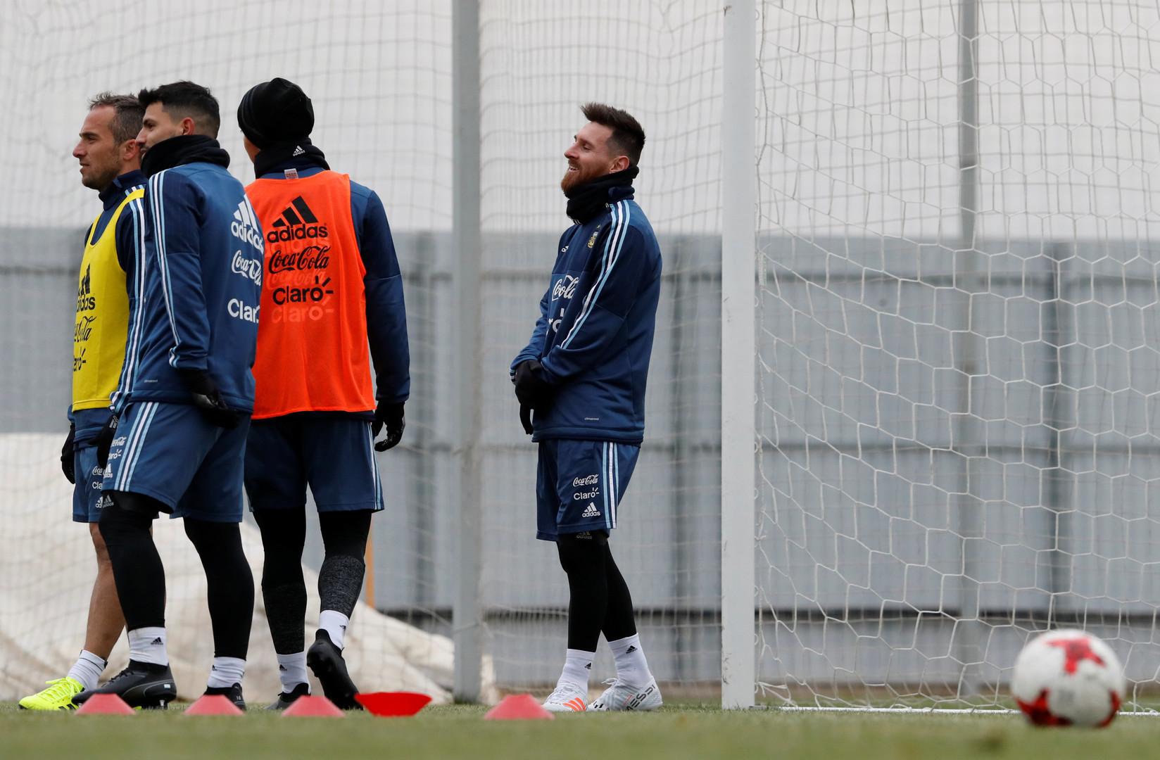 Месси и Неймар вместе прилетели на матч Бразилия — Аргентина