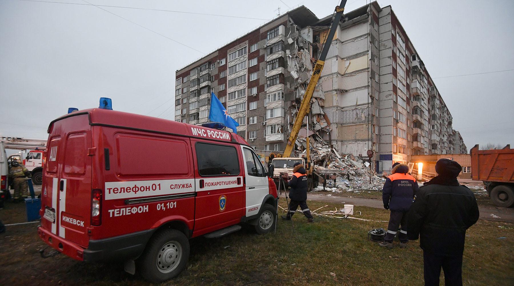 В кратчайшие сроки: пострадавшие при обрушении дома в Ижевске получат новое жильё
