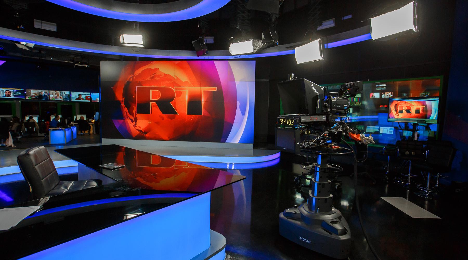 Комитет позащите корреспондентов осудил действия США вотношенииRT