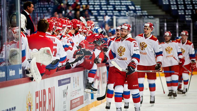 Право на ошибку: какие сильные и слабые стороны проявила сборная России по хоккею на Кубке Карьяла